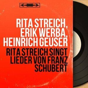 Rita Streich, Erik Werba, Heinrich Geuser 歌手頭像