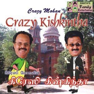 Crazy Mohan, Maadhu Balaji, Cheenu Mohan 歌手頭像
