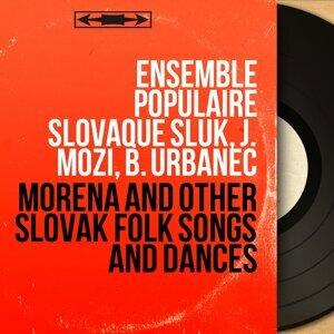Ensemble Populaire Slovaque Sluk, J. Mozi, B. Urbanec 歌手頭像
