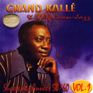 Grand Kalle, L'African Jazz 歌手頭像