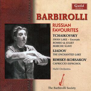 Halle Orchestra, John Barbirolli (conductor) 歌手頭像