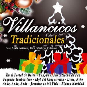 Coral Santa Gertrudis|Coro Infantil de Villavidel 歌手頭像