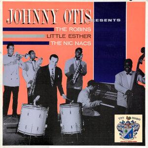 Johnny Otis アーティスト写真