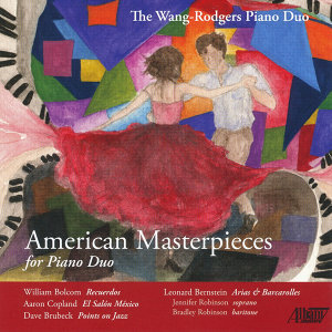 The Wang-Rodgers Piano Duo 歌手頭像