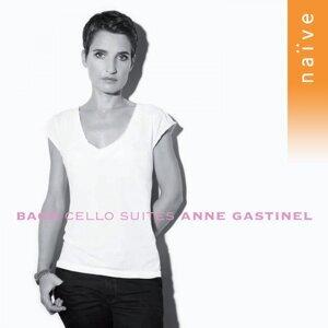 Anne Gastinel 歌手頭像