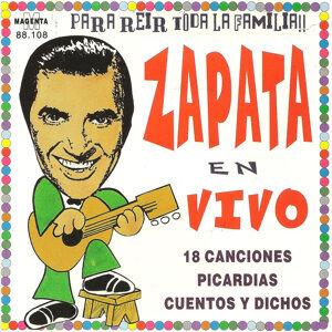 Rodolfo Zapata 歌手頭像