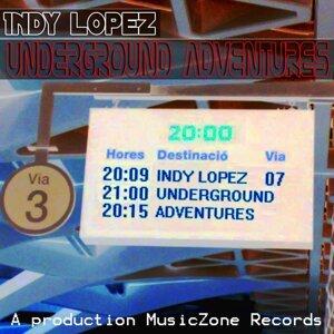 Indy Lopez 歌手頭像