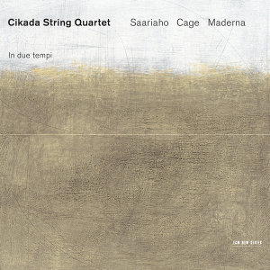 Cikada String Quartet 歌手頭像