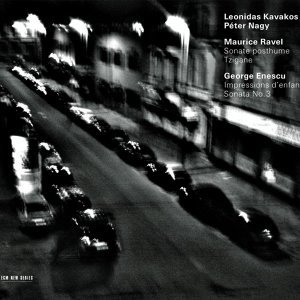 Leonidas Kavakos & Peter Nagy