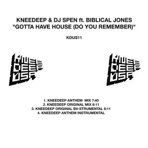 Knee Deep, DJ Spen, Biblical Jones 歌手頭像