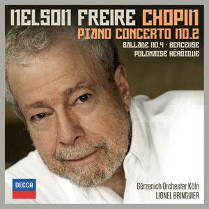 Lionel Bringuier,Nelson Freire,Gürzenich-Orchester Köln 歌手頭像