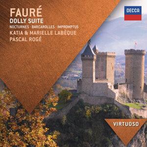 Marielle Labèque,Katia Labèque,Pascal Rogé 歌手頭像