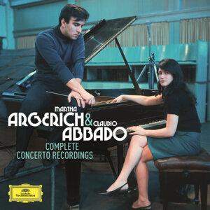 Claudio Abbado,Martha Argerich 歌手頭像