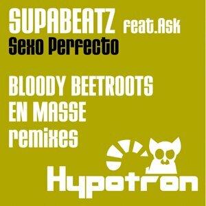 Supabeatz, Ask 歌手頭像