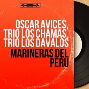 Oscar Avices, Trio Los Chamas, Trio Los Davalos 歌手頭像