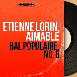 Étienne Lorin, Aimable 歌手頭像