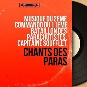 Musique du 2ème commando du 11ème bataillon des parachutistes, Capitaine Soufflet 歌手頭像