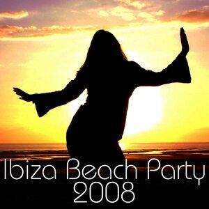 Ibiza Beach Party 2008 歌手頭像