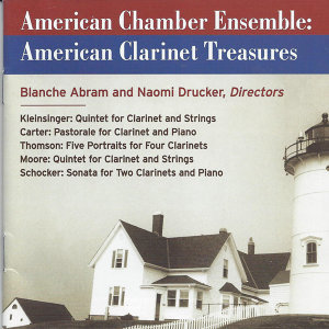 American Chamber Ensemble 歌手頭像