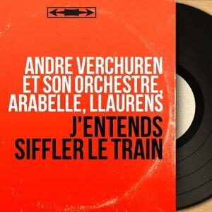 André Verchuren et son orchestre, Arabelle, Llaurens 歌手頭像