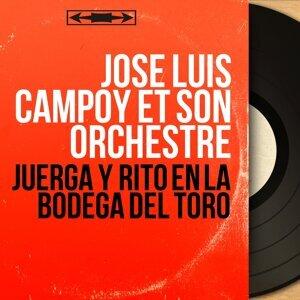 José Luis Campoy et son orchestre 歌手頭像
