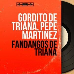 Gordito de Triana, Pépé Martinez 歌手頭像