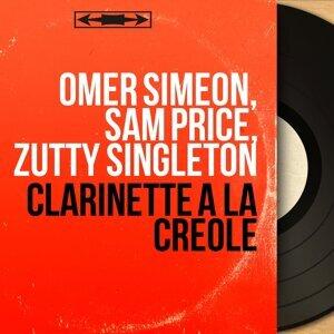 Omer Simeon, Sam Price, Zutty Singleton 歌手頭像