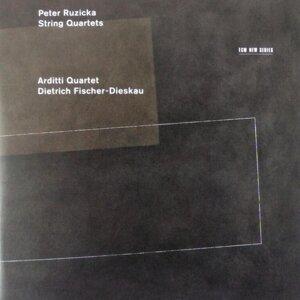 Arditti Quartet & Dietrich Fischer-Dieskau 歌手頭像