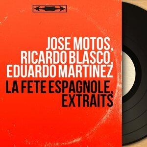 José Motos, Ricardo Blasco, Eduardo Martinez 歌手頭像