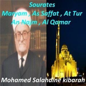 Mohamed Salahdine kibarah 歌手頭像