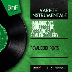 Harmonie des Houillères de Lorraine, Paul Semler-Collery 歌手頭像