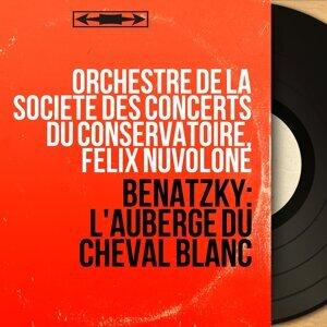 Orchestre de la Société des concerts du Conservatoire, Félix Nuvolone 歌手頭像
