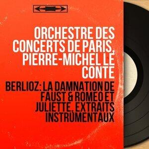 Orchestre des concerts de Paris, Pierre-Michel Le Conte 歌手頭像