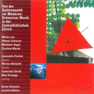 Jeannette Fischer, Werner Bärtschi, Räto Tschupp 歌手頭像