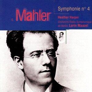 Heather Harper (Soprano), Lorin Maazel, Orchestre Radio-Symphonique de Berlin