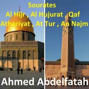 Ahmed Abdelfatah 歌手頭像