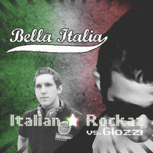 Italian Rockaz, Glozzi 歌手頭像