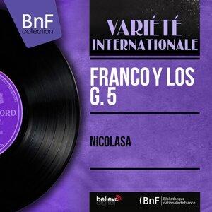 Franco y los G. 5 歌手頭像