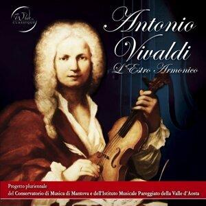 Conservatorio di Musica di Mantova, Istituto Musicale Pareggiato della Valle d'Aosta 歌手頭像