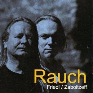 Thierry Zaboitzeff, Harald Friedl 歌手頭像