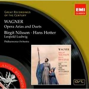 Birgit Nilsson/Hans Hotter/Leopold Ludwig/Philharmonia Orchestra