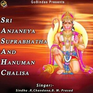 Sindhu R., Chandana, B. M. Prasad 歌手頭像