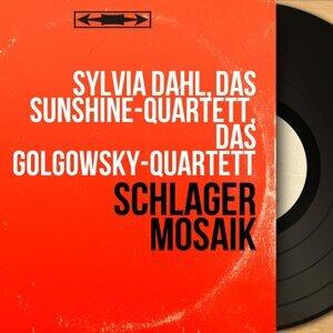 Sylvia Dahl, Das Sunshine-Quartett, Das Golgowsky-Quartett 歌手頭像