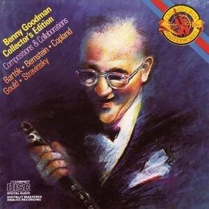 Benny Goodman, Igor Stravinsky, Leonard Bernstein, Aaron Copland, Morton Gould, Joseph Szigeti, Bela Bartok 歌手頭像