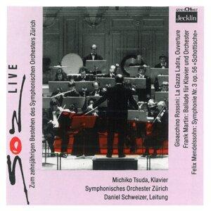 Michiko Tsuda, Daniel Schweizer, Symphonisches Orchester Zürich 歌手頭像