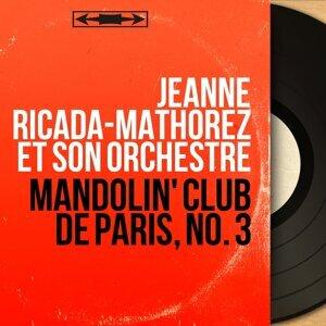 Jeanne Ricada-Mathorez et son orchestre 歌手頭像