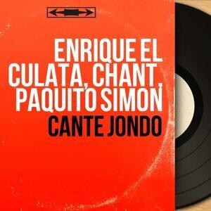 Enrique El Culata, chant, Paquito Simón 歌手頭像