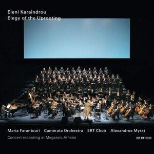 Maria Farantouri & Alexandros Myrat & Camerata Orchestra & ERT Choir 歌手頭像