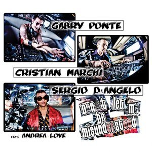 Gabry Ponte, Cristian Marchi, Sergio D'Angelo 歌手頭像