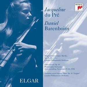 Jacqueline du Pre/London Philharmonic Orchestra/Daniel Barenboim 歌手頭像